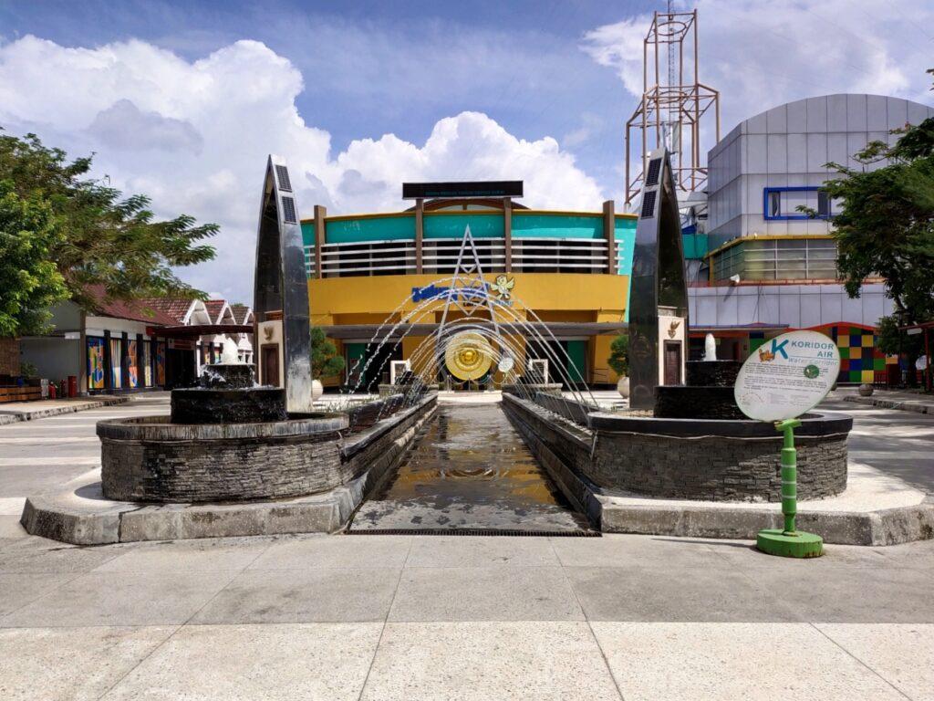 Taman Pintar Tempat wisata di Jogja yang ramah untuk anak-anak