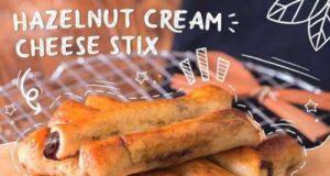 Hazelnut Cream Cheese Stix Auntie Anne's