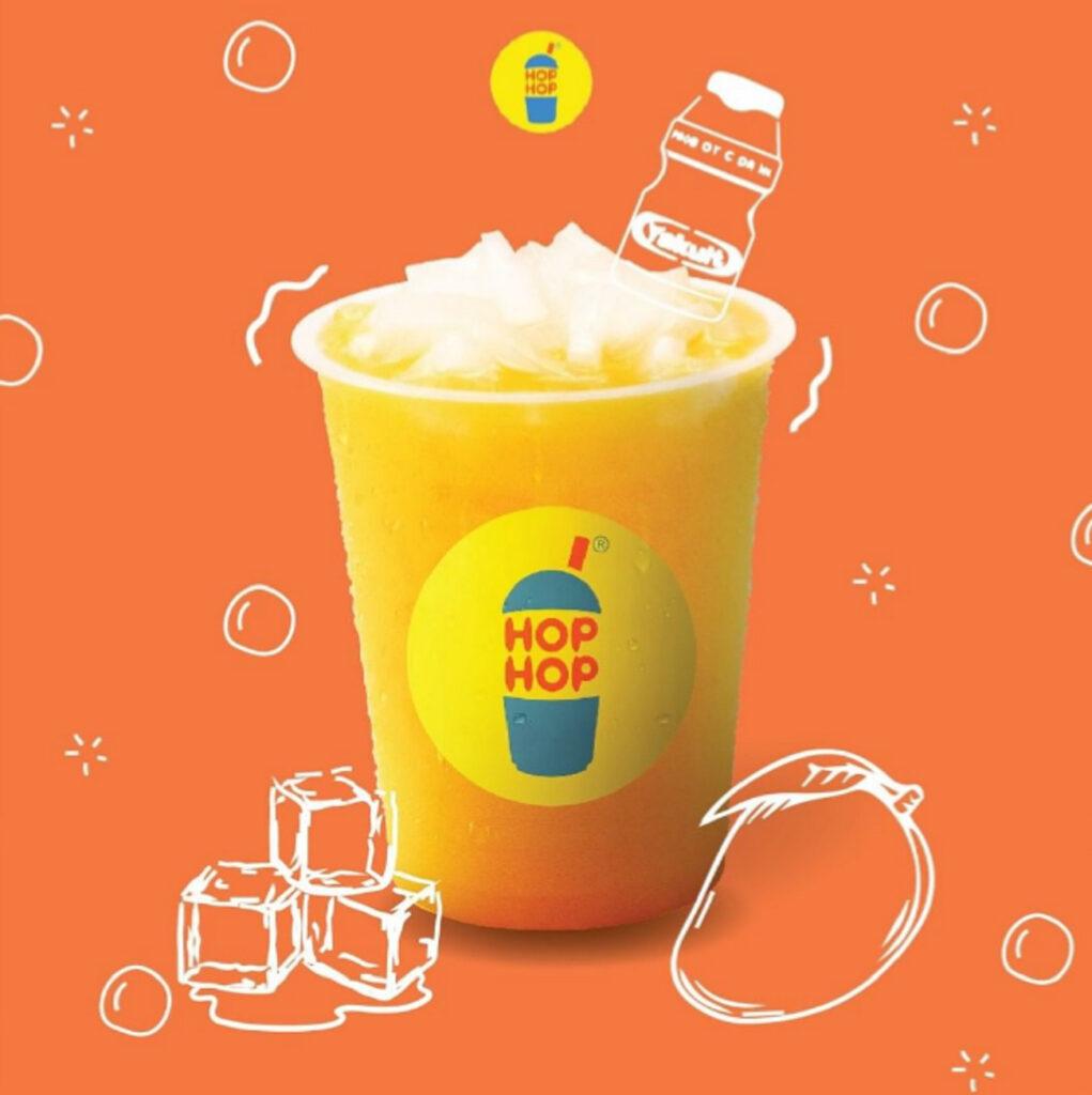 Mango Yakult di HopHop
