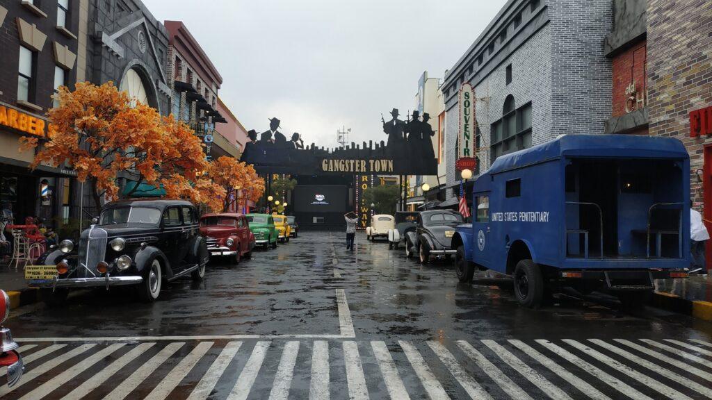 Zona Hollywood Museum Angkut tempat wisata di Malang