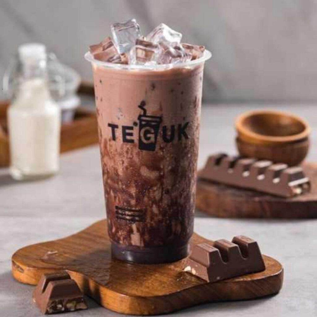 Minuman Milo Dark Choco