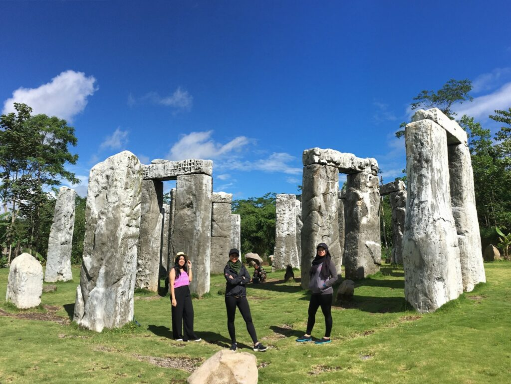 Stonehenge lokal ala Magelang