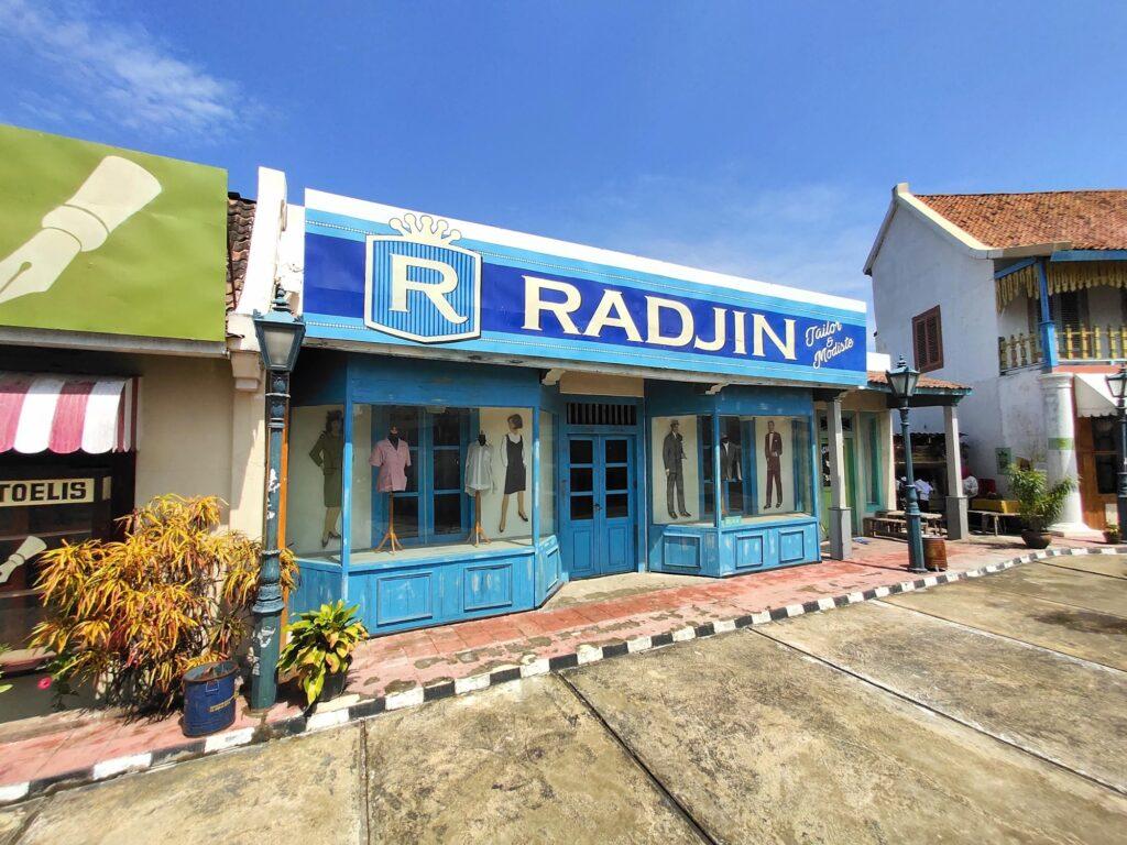 Studio Alam Gamplong Tempat wisata di Jogja sering sebagai lokasi syuting