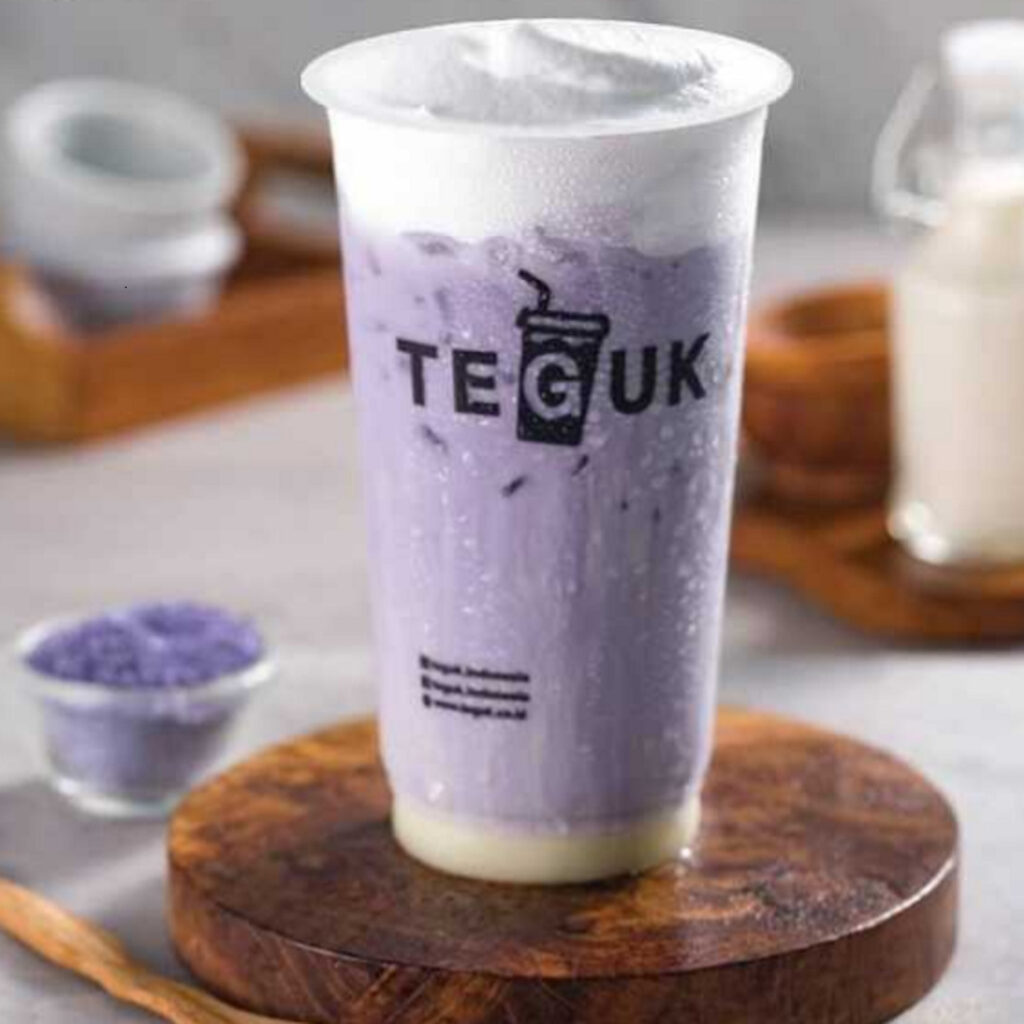 Taro Cheese Teguk