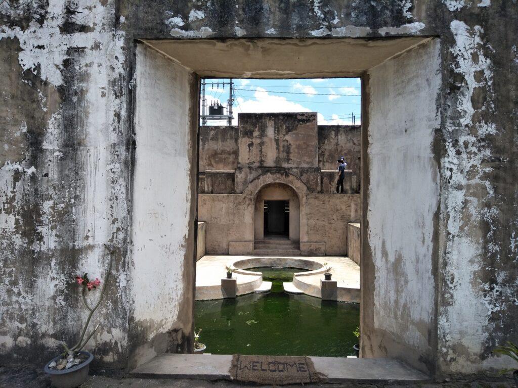 Situs Warungboto Tempat wisata di Jogja peninggalan kraton