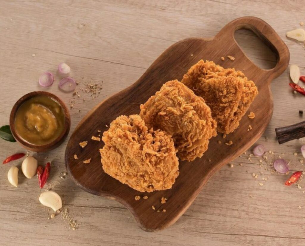 Ayam Original Texas Chicken