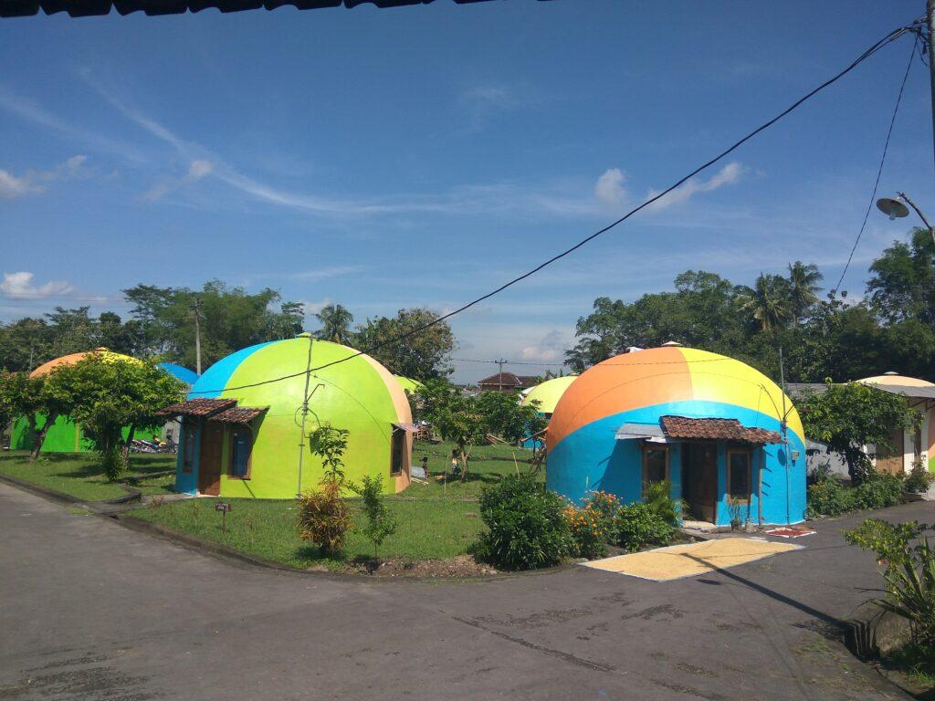 Keunikan Rumah Dome