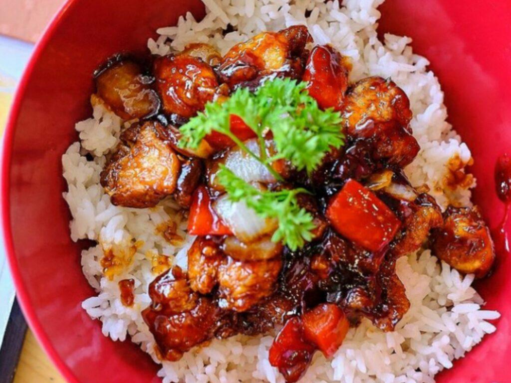 Kungpao Chicken Fat Bubble