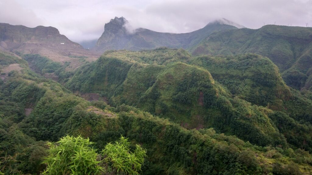 Lembah Gunung Kelud