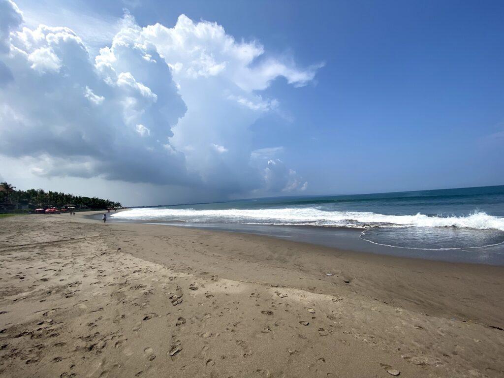 Luasnya Kawasan Pantai Petitenget