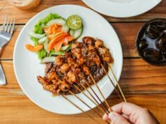Sate Ayam Happy Day