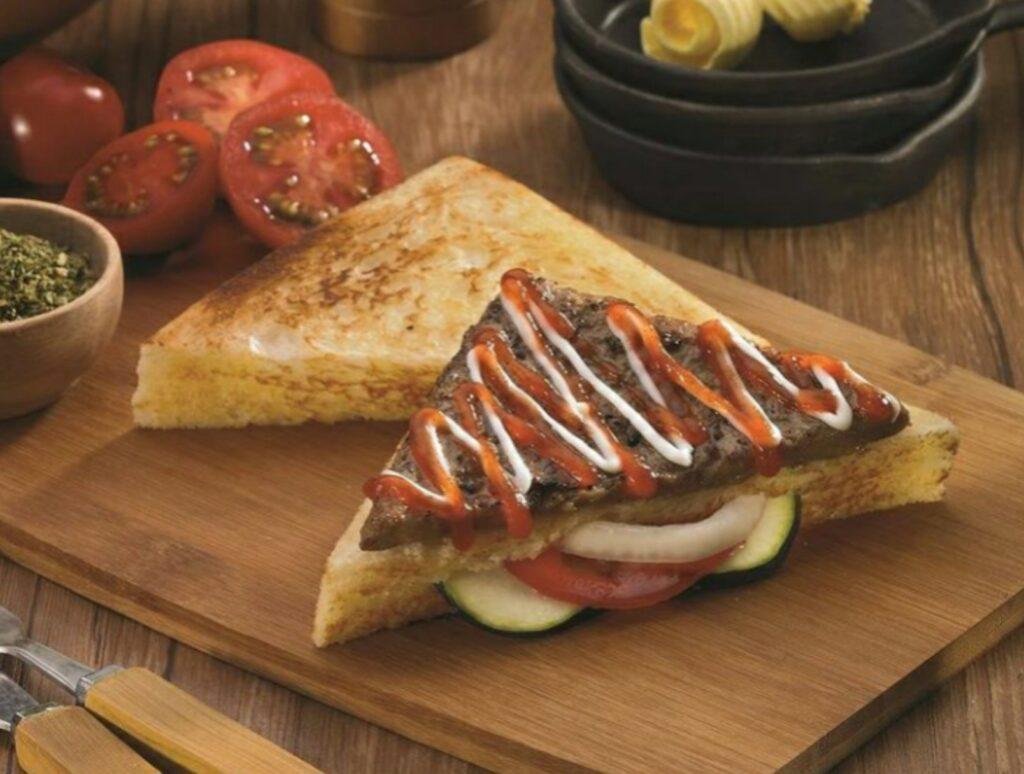 Savory T-Pan Toast