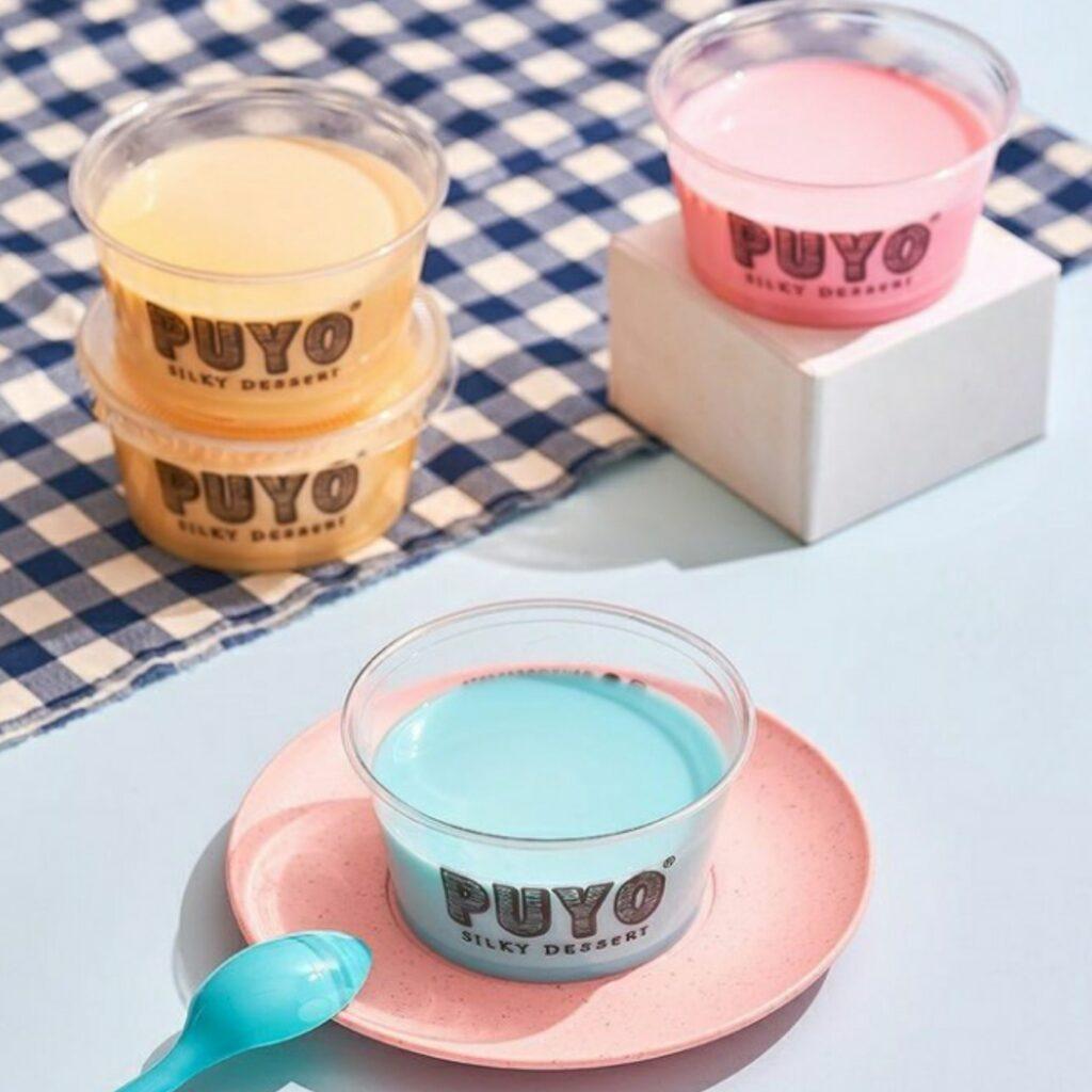 Silky Dessert PUYO