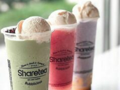 Smoothies ShareTea