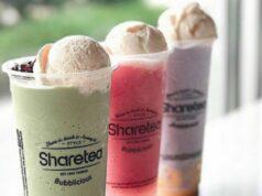 Smoothies ShareTea