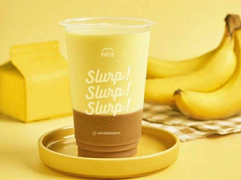 Varian Milky Banana PUYO