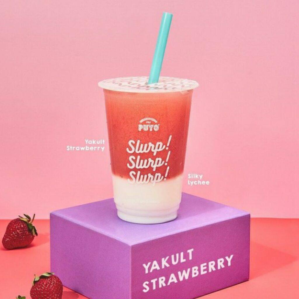 Varian Yakult Strawberry