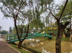 Jembatan Menteng Park Bintaro