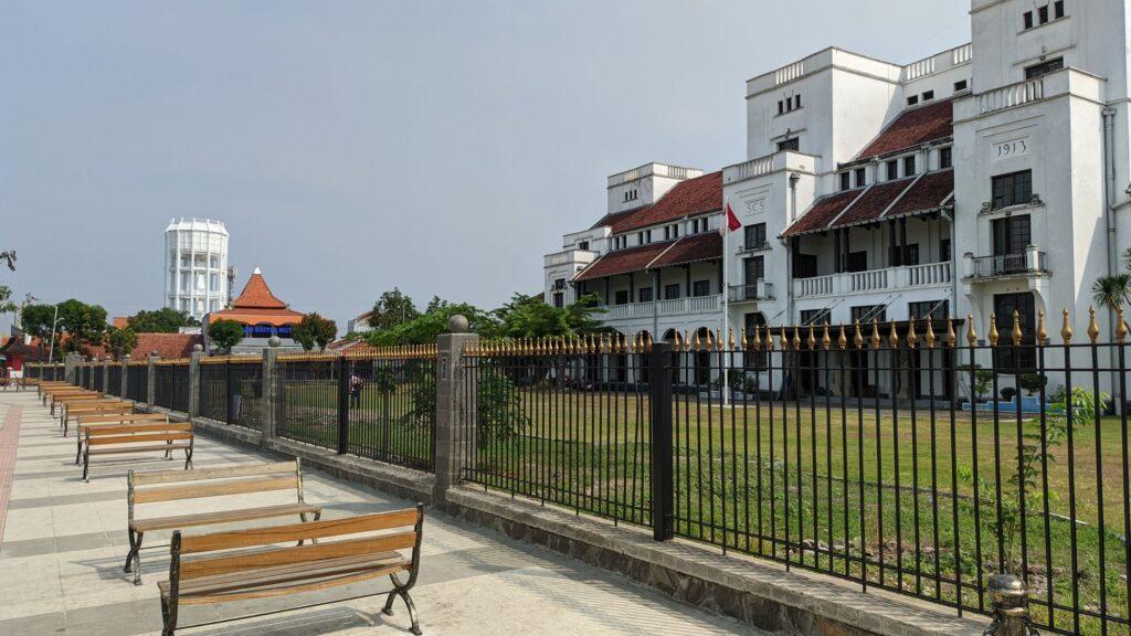 Gedung SCS