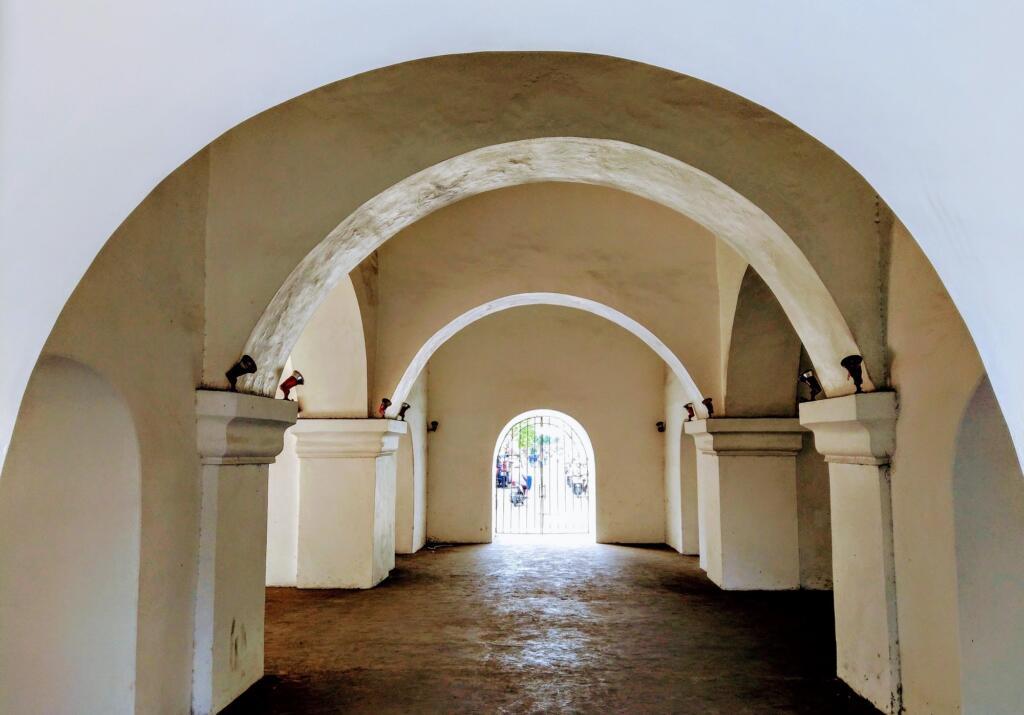 Lantai Pertama Panggung Krapyak