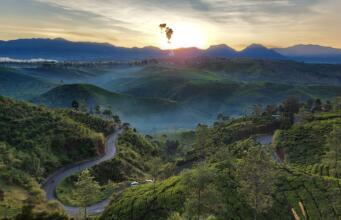 Sunrise di Cukul