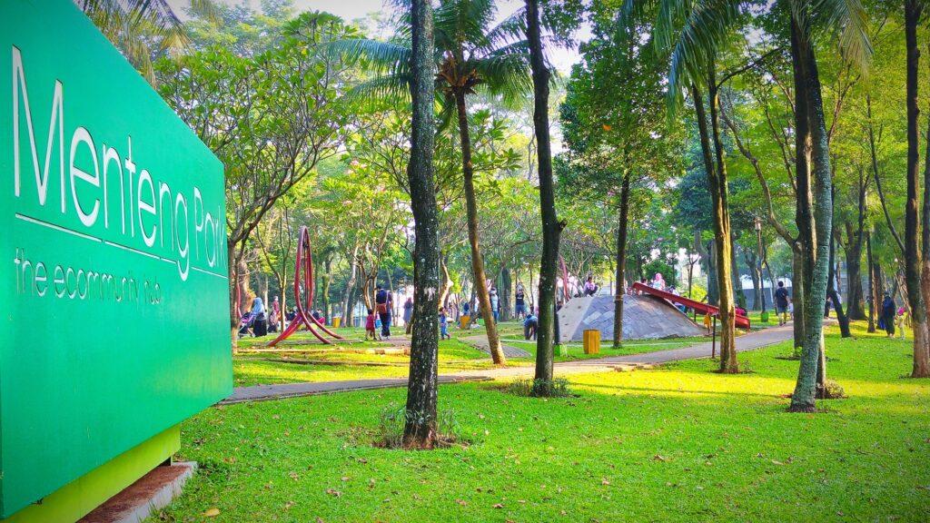 Playground untuk anak-anak