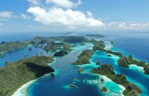 Pulau-pulau karst Raja Ampat