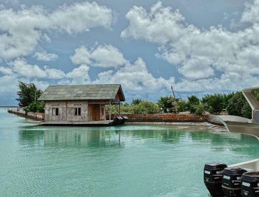 Penginapan di Pulau Kelapa