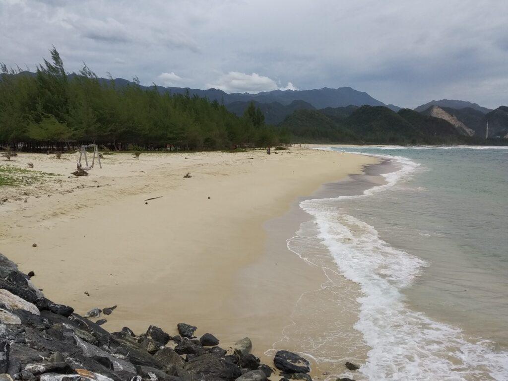 Pantai Pulau Kapuk