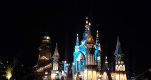 Istana dan menara mercusuar