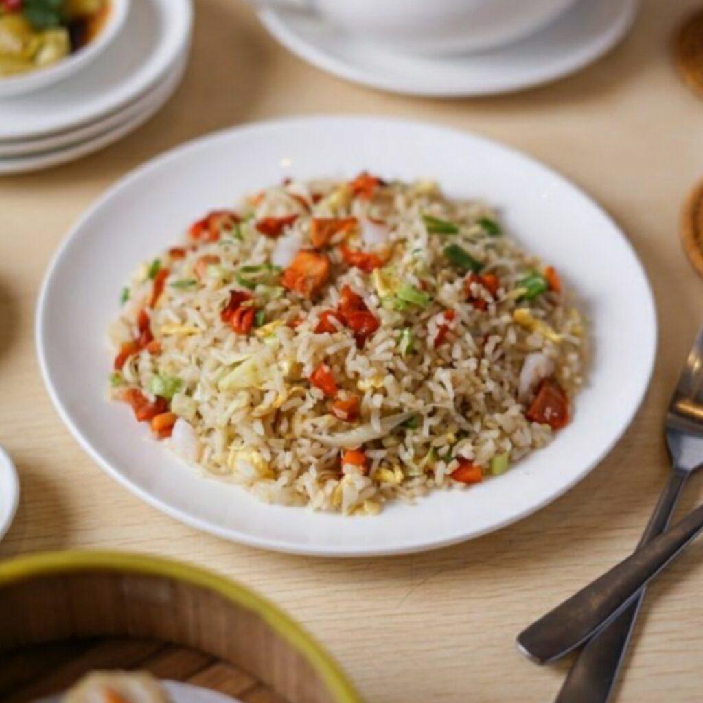 Nasi Goreng ala Yang Chow
