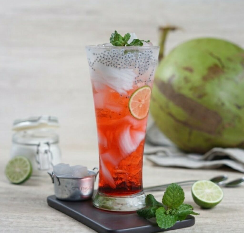 Passion Coconut Delight Imperial Kitchen