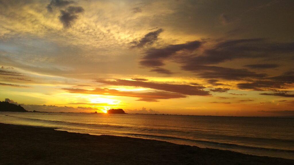 Sunset Palangpang