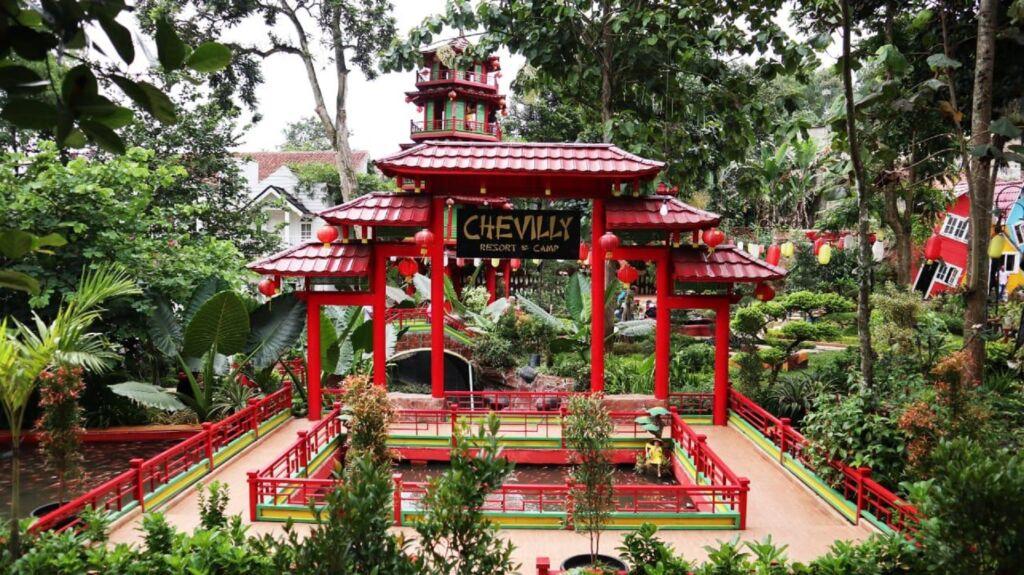 Area Cina di Chevilly Resort