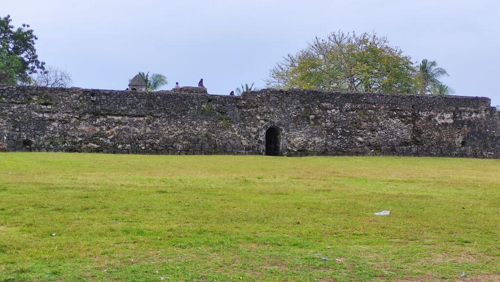 Peninggalan Kerajaan Banten Benteng Speelwijk