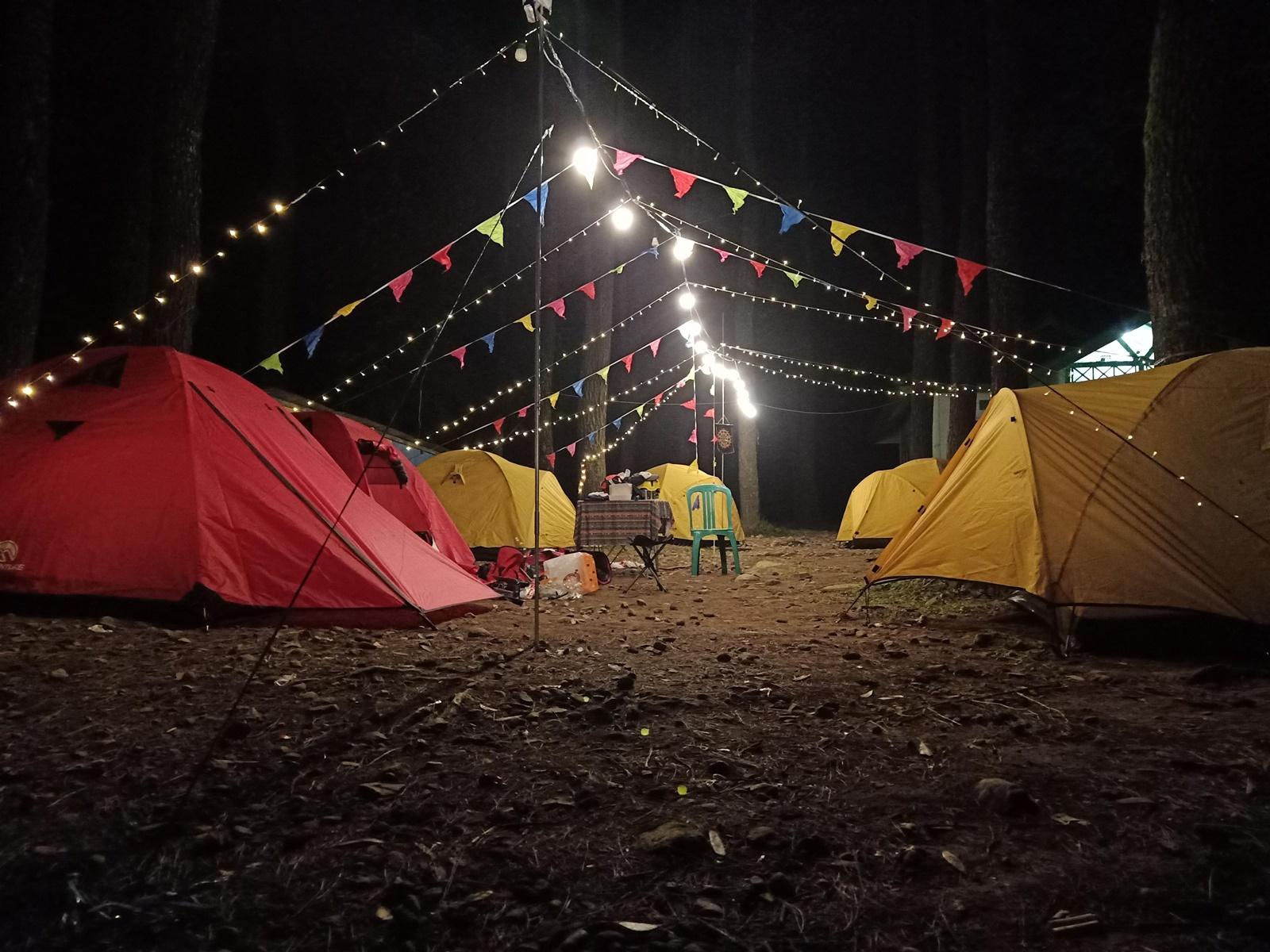 Camping seru ala Wonderful Citamiang