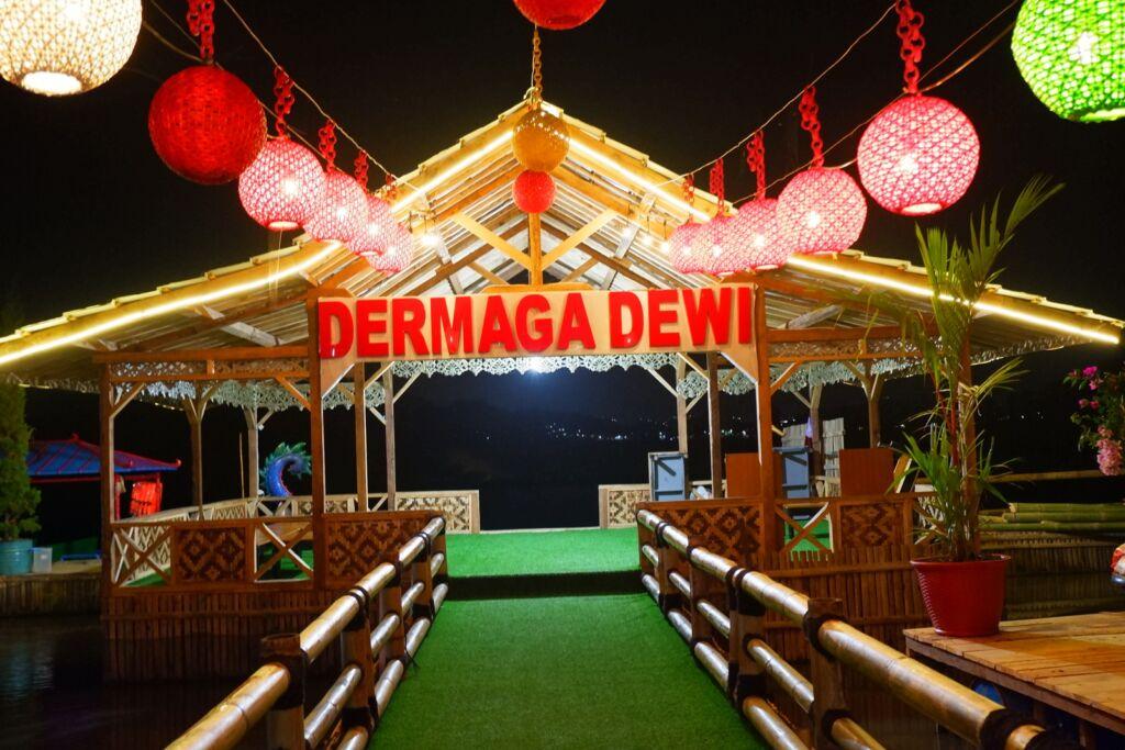 Dermaga Dewi Situ Cangkuang
