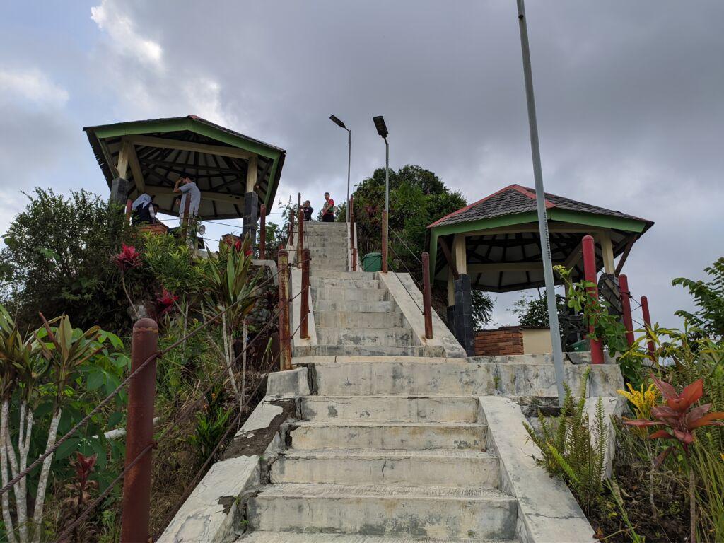 Gazebo Di Tempat Wisata Widosari Yogyakarta