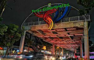 Skywalk Teras Cihampelas Bandung