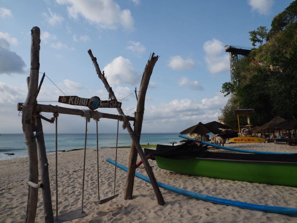 Pantai Kubu di Bali