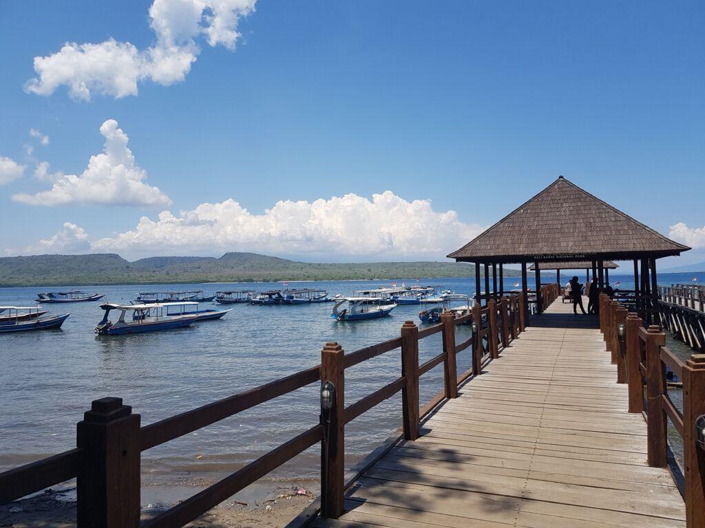 Dermaga Pelabuhan Labuan Lalang