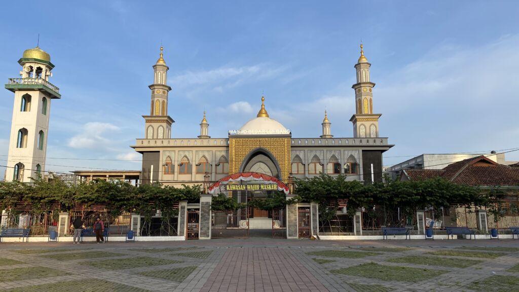 Masjid Besar Lembang Bandung Barat