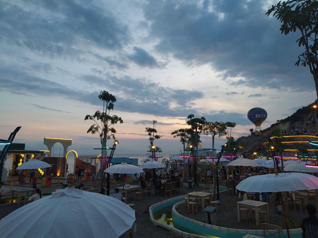 Objek Wisata Heha Ocean View