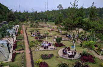 Area Outdoor dengan Pemandangan Alam yang Langsung Terlihat