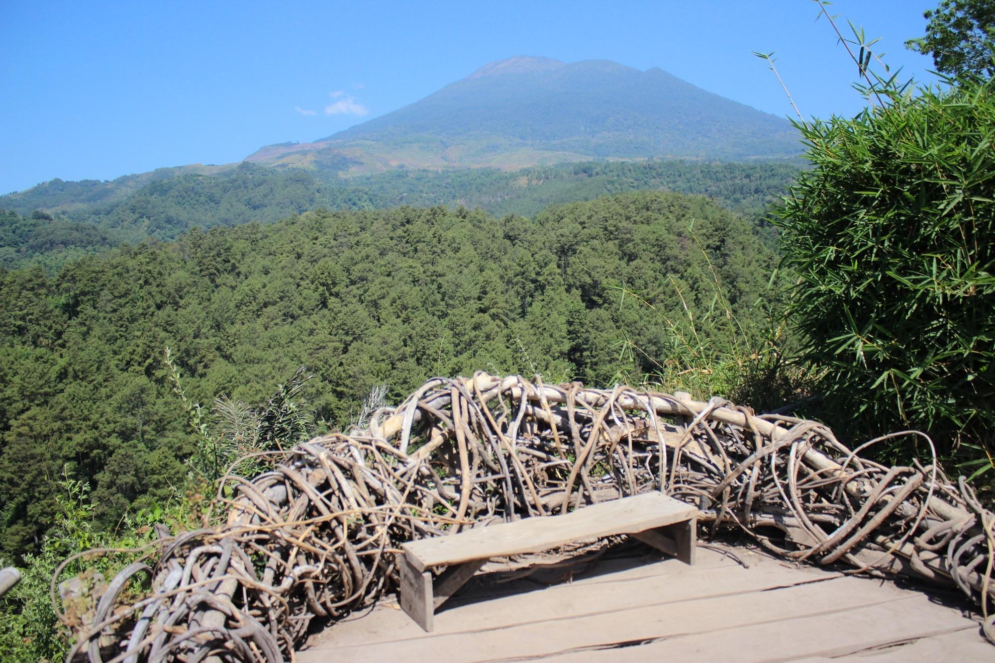 Lanskap Gunung Ciremai