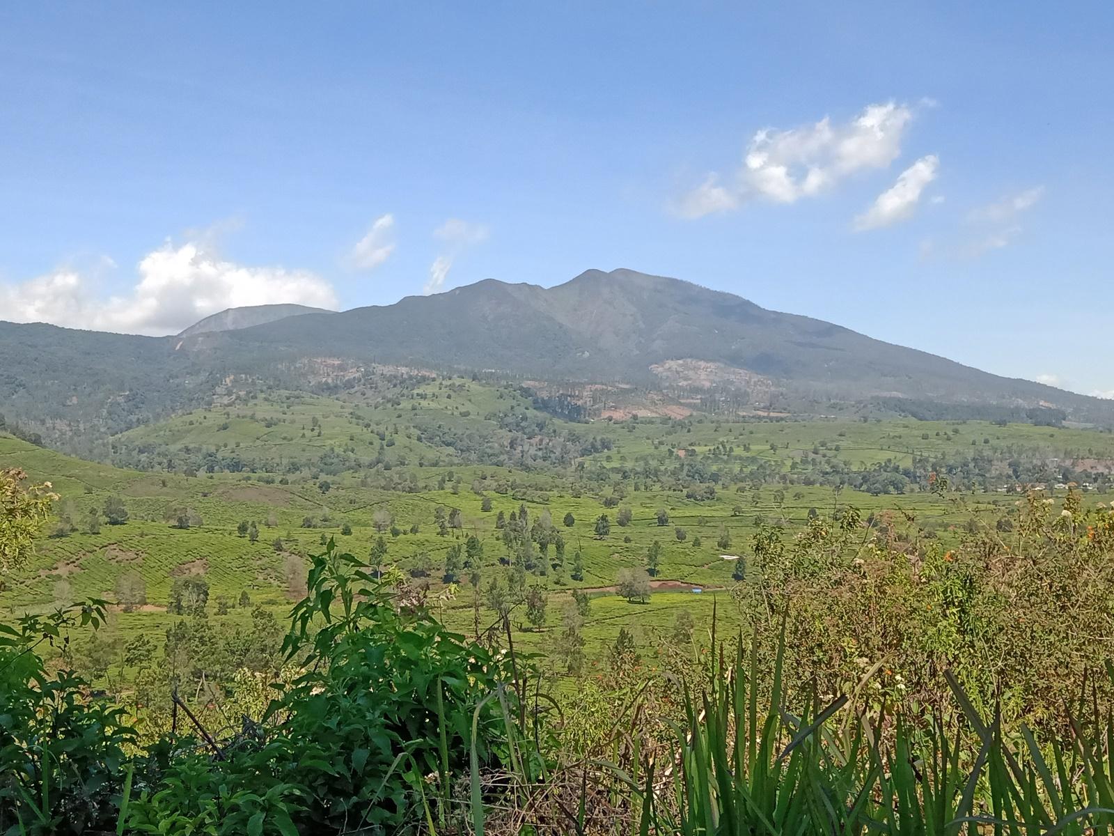 Lanskap Gunung Kendang